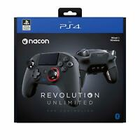 NACON Controller Esports Revolution Unlimited Pro V3 Playstation 4  Wireless