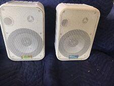 """Pyle PDWR50W 6.5"""" 500W Indoor/Outdoor Waterproof Speakers (white"""