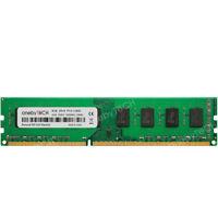 8GB PC3-12800 1600 MHz DDR3 SDRAM DIMM 240-pin non-ECC For Dell OptiPlex 9010 MT