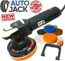 Autojack 125mm DA Polisher Professional Dual Action for Car Polishing & Waxing