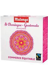 Malongo Espresso St.Dominique/Guatemala 84 Pads Fair Trade, 100 % Arabica