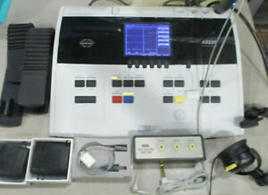 Interacoustics Impedance Audiometer AT235 with Accessories