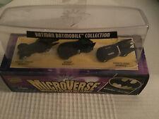 Kenner Microverse Batman Batmobile Collection