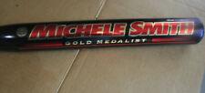 "Worth ""Michele Smith"" Official Softball Bat Mdl Swbtb 33""/24 Ozs. Alloy Asa"