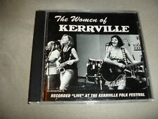 The Women Of Kerrville Recorded Live At The Kerrville Folk Festival CD