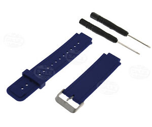 Sport Silicone Wrist Watch Band Strap For Garmin Vivoactive Bracelet With Tools