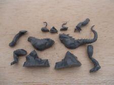 Malifaux neverborn Wyrd Miniatures silurid pneumotorace corpo body fantasy Bitz 422