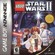 LEGO Star Wars II: The Original Trilogy (Nintendo Game Boy Advance, 2006 GBA NEW