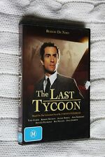 The Last Tycoon (DVD, 2012, Disc is brand new)