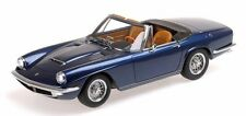 MINICHAMPS 1964 Maserati Mistral Spyder Blue 1:18*New-Very Nice Car!