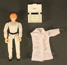 "1989 Berchet Médecins sans frontières 3.75"" ANNE action figure off the packett"