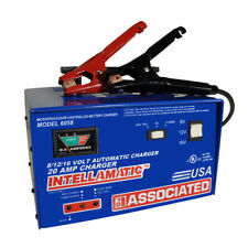 ASSOCIATED EQUIPMENT 6058 - PORTABLE CHARGER 8/12/16V 20AP