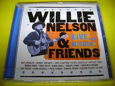 WILLIE NELSON & FRIENDS - LIVE AND KICKIN | OVP ERIC CLAPTON NORAH JONES ZZ TOP