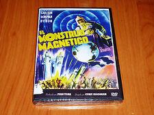 EL MONSTRUO MAGNETICO / The Magnetic Monster - English / Español - Precintada