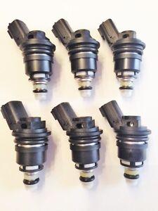 Standard Fuel Injector Set # FJ151 - NEW X 6