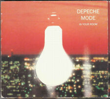 FRENCH CD BOX SET DIGIPACK TRIFOLD DEPECHE MODE IN YOUR ROOM RARE COLLECTOR 1994