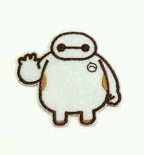 Big Hero 6 Baymax iron on patch 65mm x 65mm