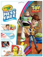 Crayola Toy Story Mess Free Colour Wonder BRAND NEW