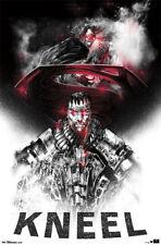 SUPERMAN MAN OF STEEL KNEEL BEFORE ZOD NEW PRINT POSTER 22 X 34 Box 5