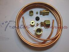 "Oil Pressure Gauge Copper Tubing Line Kit 6' x 1/8"" OD fits Allis Chalmers"