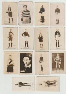 trade+cigarette cards pal 10 football 4 sport mix