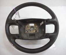 06 2006 VW Volkswagen Touareg Four 4 Spoke Steering Wheel OEM Brown