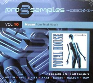 Best Service pro samples Vol. 10 2CD House - From Total House NEUWARE OVP