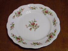 Johann Haviland Moss Rose Dinner Plate Bavaria Germany