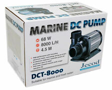 JEBAO/JECOD DCT 9000 DC MARINE CONTROLLABLE WATER PUMP - GREY 2015 MODEL