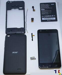 Pièces Pour Téléphone Mobile Acer Liquid Z6 E T10 100% Original, écran, batterie