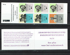 "NETHERLANDS / NIEDERLANDE BOOKLET 1993 PB48 mnh ""ELDERLY"" E300b"