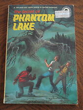 Alfred Hitchcock Three Investigators #19 THE SECRET OF PHANTOM LAKE vgc