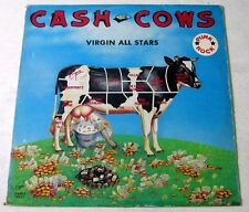 Philippines CASH COWS XTC, Mike Oldfield LP Record