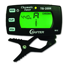 Crafter TG-200 Chromatic Guitar Bass Violin Banjo Tuner