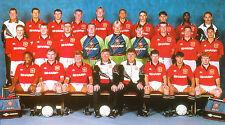 MAN UTD FOOTBALL TEAM PHOTO>1995-96 SEASON