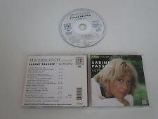 Sabine Passow/Portrait (Arte Nova Classics 74321 67516 2) CD Album