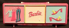 Mattel 2002 Barbie Tara Accessory Case Clothes & Shoes Dresser / Storage  #12215