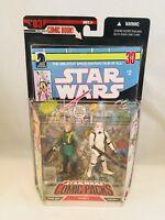 Star Wars #2 Comic Pack Tarkin and Stormtrooper Suit