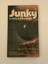 Junky by William S. Burroughs - 1981 Penguin Edition - Allen Ginsberg