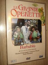 DVD LE GRANDI OPERETTE BARBABLU' FRATARCANGELI PICCOLI ANTONUCCI OFFENBACH