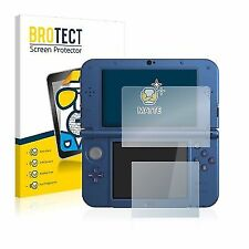 2x Brotect Matte Screen Protector for Nintendo 3ds XL