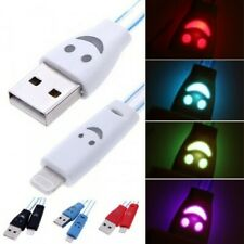 Wholesale 94x Flashing Light Up smiley face MINI USB - Brand New