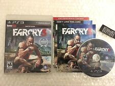 FARCRY 3 Gamestop Edition PS3 Playstation 3 Import US
