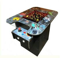On Sale Cocktail Arcade Machine with 412 games , New Sit down Arcade