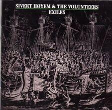 CD Sivert hoyem höyem & The Volunteers, Exiles, Madrugada, Norvegia NUOVO NEW