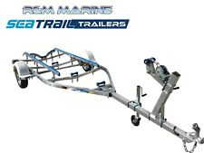 Brand New Seatrail 4.8M Skid Boat Trailer (5.40M Overall Length)