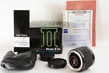CONTAX Carl Zeiss Mutar II 2x T* for Contax / Yashica   (3767)