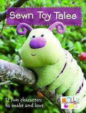 NEW Sewn Toy Tales by Melanie Hurlston