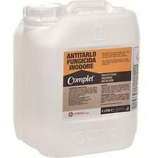 Antitarlo inodore protettivo Complet da 5 litri Fungicida e Risanante per legno
