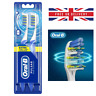 Oral-B Toothbrush Pro-Expert Pulsar Vibrating Twin Pack - Assorted Colors